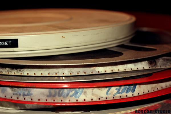 old_film_reel_roscoe_studio