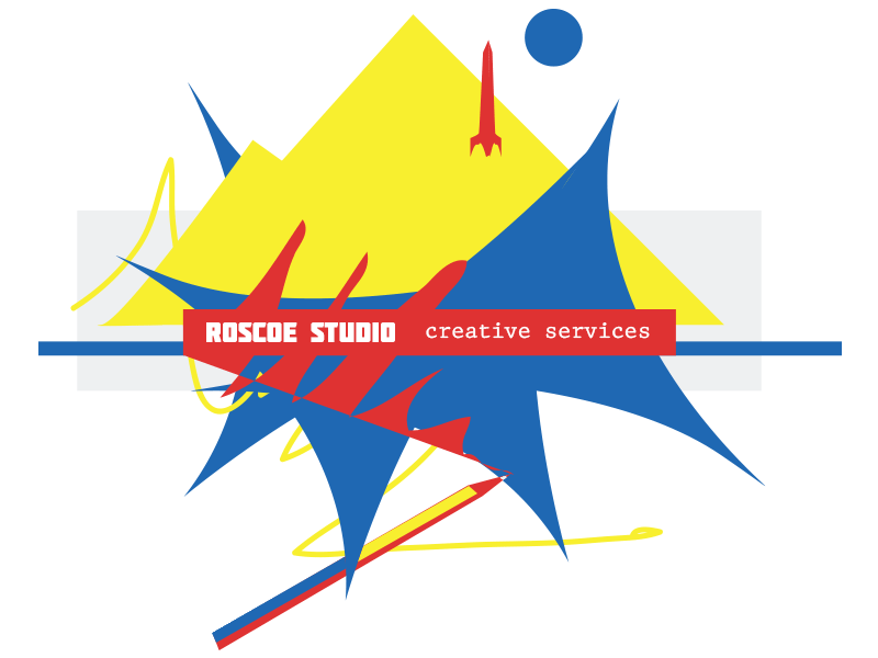 Roscoe studio creative development services