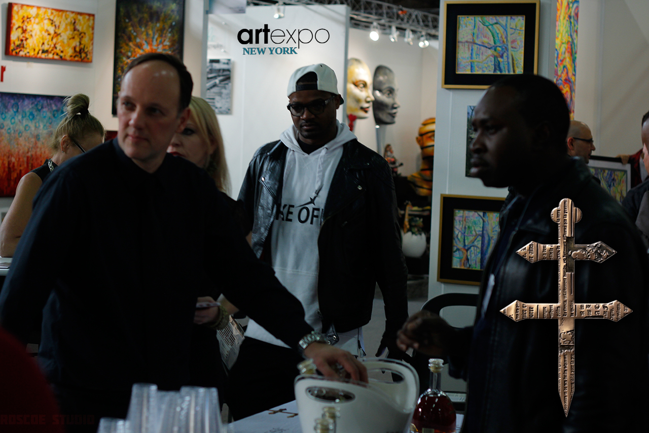 art expo NYC dusse